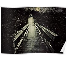 The Watcher on the Bridge Poster
