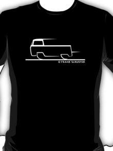Speedy VW Bus single Cab Bay Window T2 T-Shirt