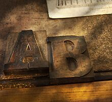 Graphic Artist - AB by Mike  Savad