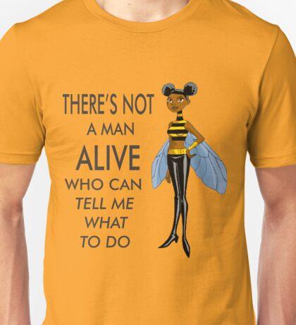 Bumblebee the Feminist Unisex T-Shirt