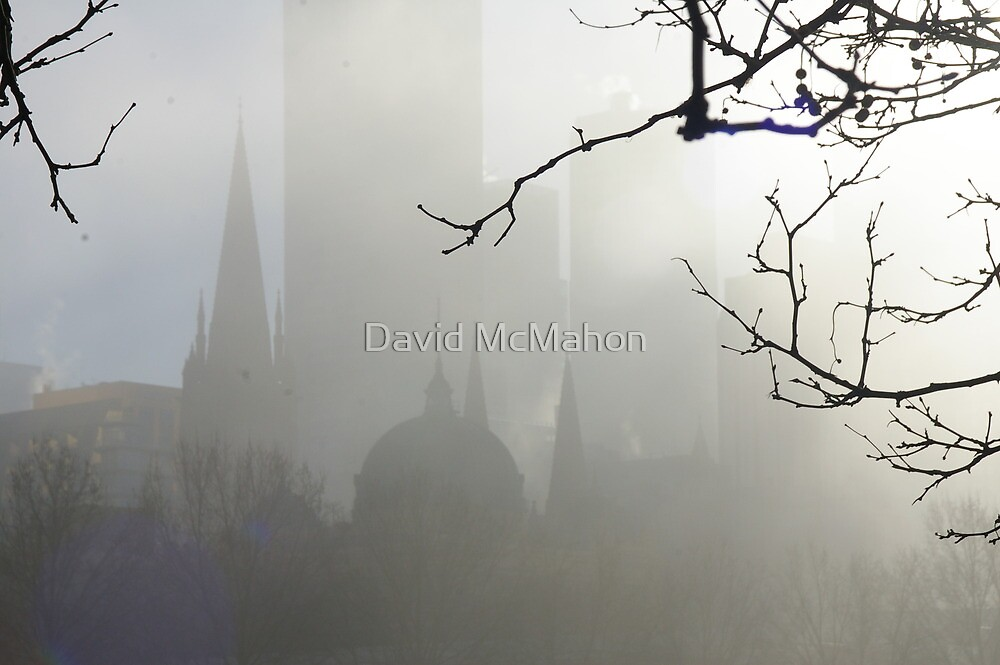 Shrouded by David McMahon