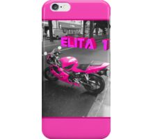 Elita 1 iPhone Case/Skin