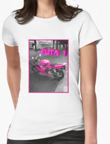 Elita 1 Womens Fitted T-Shirt