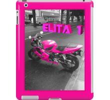 Elita 1 iPad Case/Skin