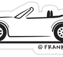 Mazda Miata MX-5 NB Sticker