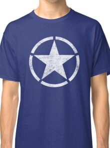 Vintage look US Army Star Classic T-Shirt