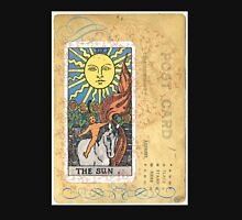 The Sun Tarot Card Unisex T-Shirt