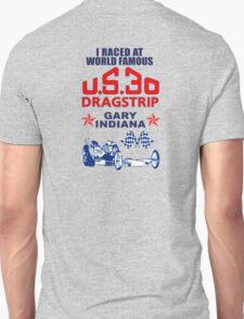 U.S.30 Dragstrip Shirt Unisex T-Shirt