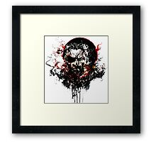 metal gear solid v the phantom pain Framed Print