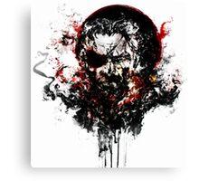 metal gear solid v the phantom pain Canvas Print