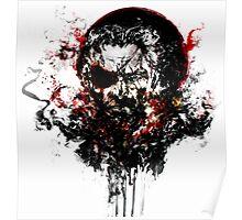 metal gear solid v the phantom pain Poster