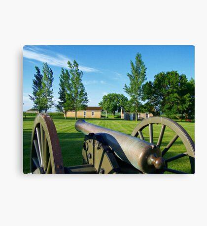 Prairie Outpost Canvas Print