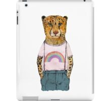 The Little Cheetah iPad Case/Skin