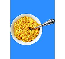 Mac & Cheese Photographic Print