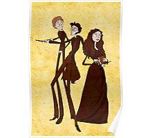 Tim Burton's Harry Potter Poster
