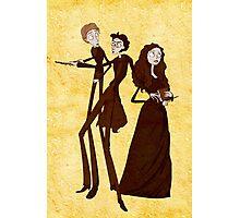 Tim Burton's Harry Potter Photographic Print