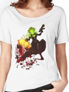 Anne Frankenstein AF2 Women's Relaxed Fit T-Shirt