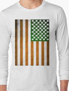 Irish American 015 Long Sleeve T-Shirt