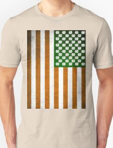 Irish American 015 Unisex T-Shirt