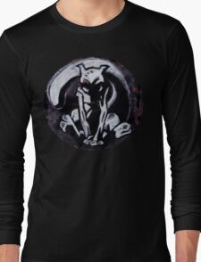 psychedelic psychic  Long Sleeve T-Shirt