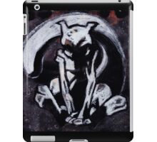 psychedelic psychic  iPad Case/Skin