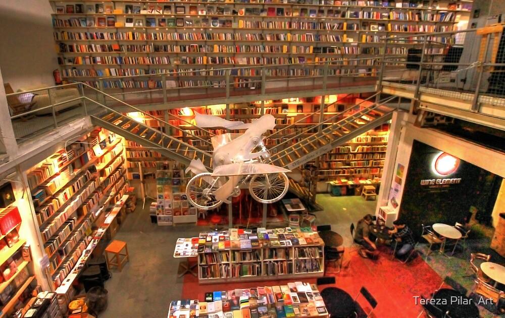 bookshop by terezadelpilar ~ art & architecture