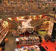 bookshop by terezadelpilar~ art & architecture