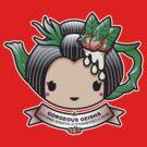 Gorgeous Geisha Teapot by Bubble Doll