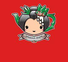 Gorgeous Geisha Teapot Womens Fitted T-Shirt