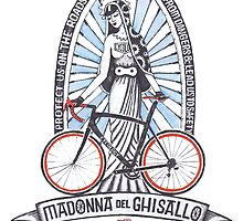 Madonna Del Ghisallo by CYCOLOGY