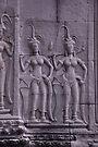 Angkor Wat by Dean Bailey