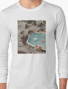 Is This The Place That They Call Paradise? Long Sleeve T-Shirt