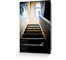 Come Upstairs Greeting Card