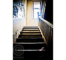 Come Upstairs Photographic Print