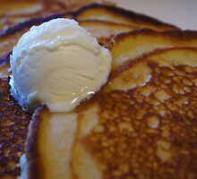 Buttermilk Pancakes by LauraLynnPhotos