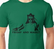 Friday and Magic? (FnM?) Unisex T-Shirt