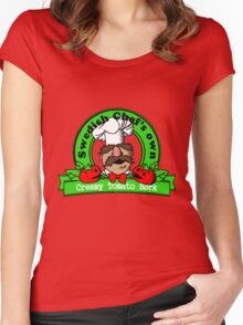 Tomato Bork Women's Fitted Scoop T-Shirt