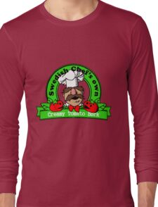 Tomato Bork Long Sleeve T-Shirt