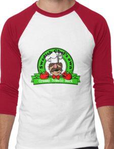 Tomato Bork Men's Baseball ¾ T-Shirt