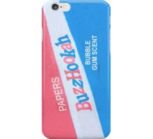 BuzzHookah - 011 iPhone Case/Skin