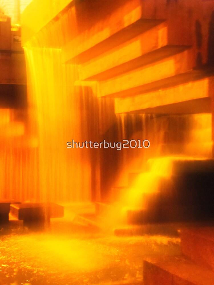 Escher's Golden Falls by shutterbug2010