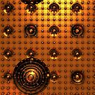 Cold War Circuit Board by connie3107