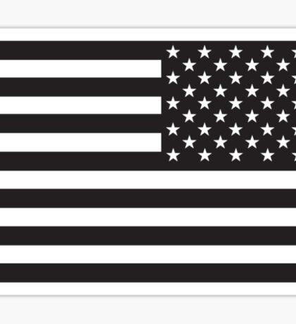 Soldier's Arm US Flag Sticker