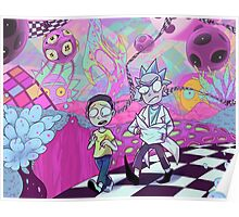 Phantasmagorical Dimension Poster
