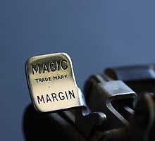 Looking for the Magic Margin by Leslie Guinan