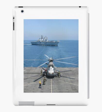 RAS WITH 820 SQUADRON iPad Case/Skin