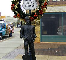 Standing on a Corner in Winslow, Arizona by Shiva77