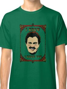 Del knows he knows you Classic T-Shirt