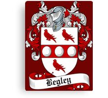 Begley (Bagley) Canvas Print