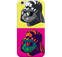 Darth Kitty Pop iPhone Case/Skin